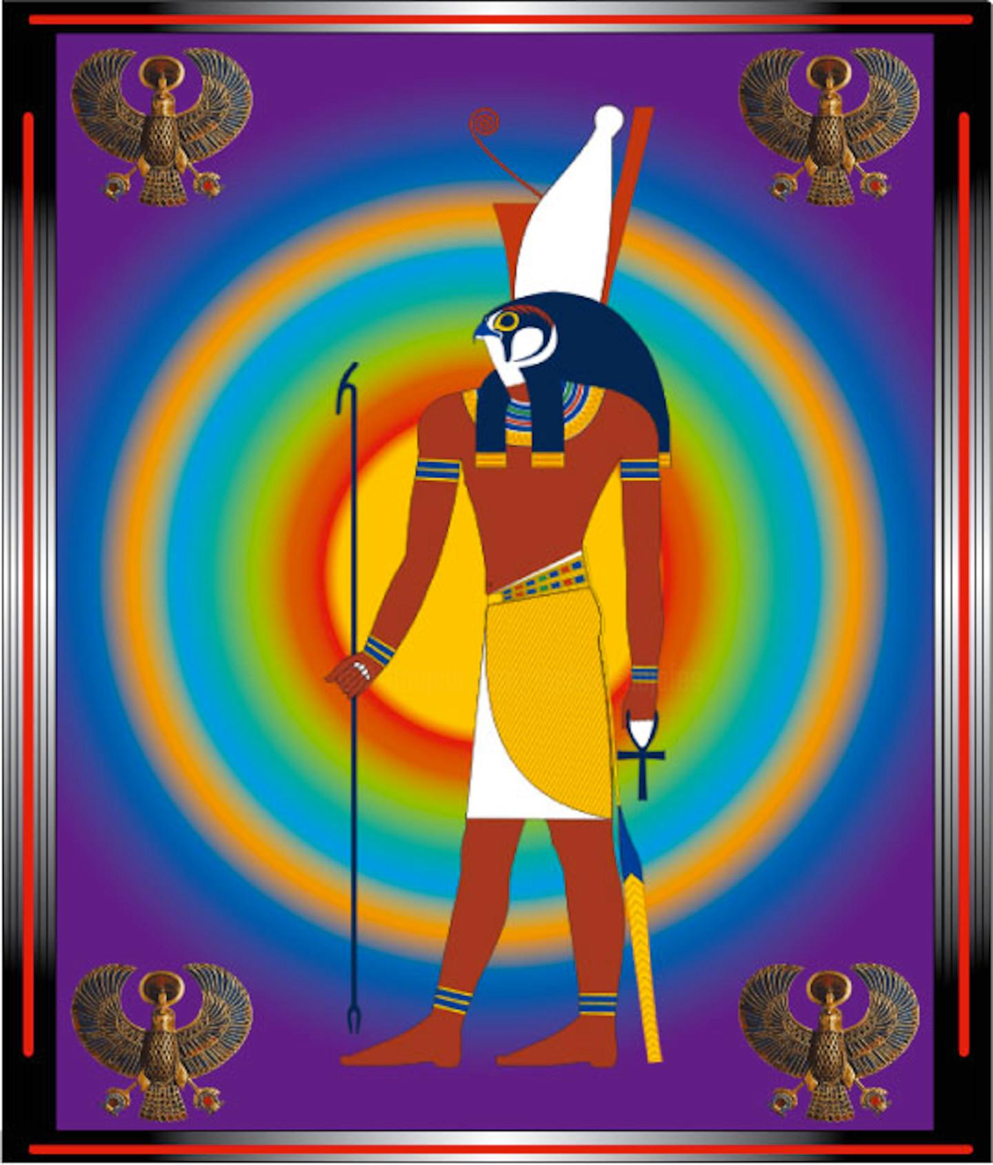 Raphaël Dajafée - Horus